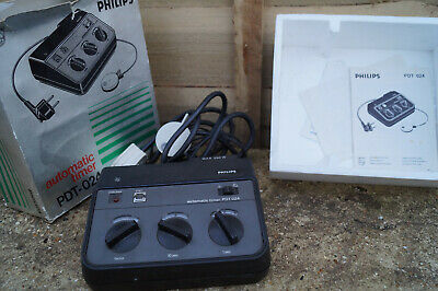 Philips Pdt 024 Electronic Dark Room Automatic Timer