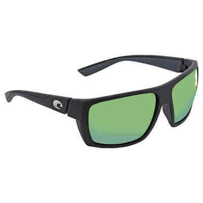 ce4281713e Costa Del Mar Green Mirror Polarized Plastic Rectangular Sunglasses HL 11  OGMP