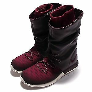 b54818911888 NIKE Womens Roshe Two Hi Flyknit Boots Trainers Sneakers US 9.5   UK 7   EU