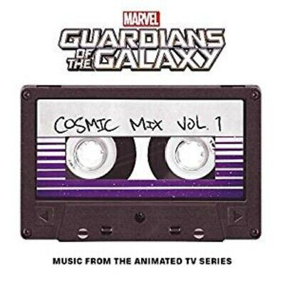 Ost - Marvel's Guardians Of The Galaxy: Cosmic Mix Vol 1 - Cd - New