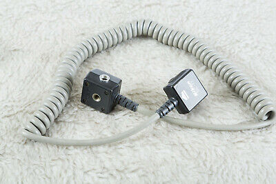 Genuine OEM Nikon SC-17 TTL Flash Sync Off Camera Shoe Coil Cable Cord  Tested!