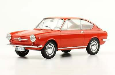 ★ Seat 850 Coupe 1967 - Coches Inolvidables Salvat 1/24 - Blister