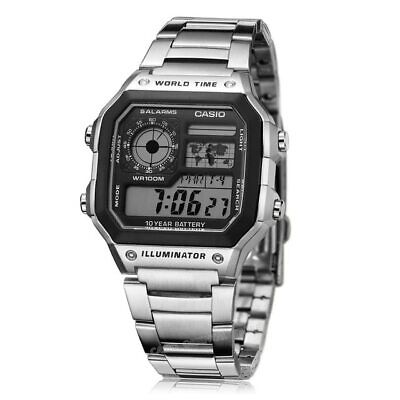 Casio Watch Digital Fashion Relogio Men Sport Large Dial Digital Watch Watches B