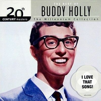 Holly, Buddy - The Best Of Buddy Holly - Cd - New
