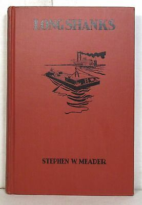 Stephen W. Meader, Longshanks (Edward Shenton illustrations)