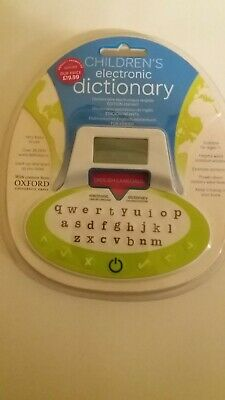 IF Children's Electronic Dictionary English Language - over 30,000 definitions