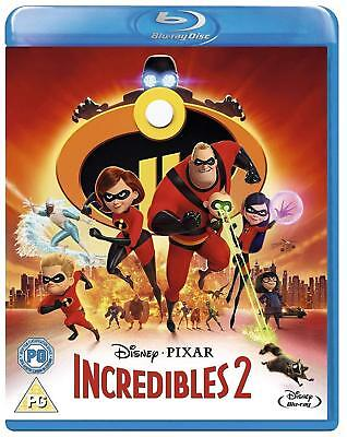 The Incredibles 2 (3D)+The croods (3D)offer price 2in1*only bluray*free shipping