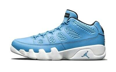 on sale f4a4d b7f47 Air Jordan 9 Retro Low 832822-401 Mens Basketball Shoes Pantone University  Blue