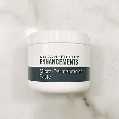 Rodan and Fields ENHANCEMENTS Micro-Dermabrasion Paste 4.2 fl oz NWOB