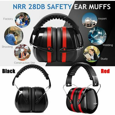 MPOW Foldable Kid Child Adult Ear Muff Defenders 34dB Noise Reduction Protection