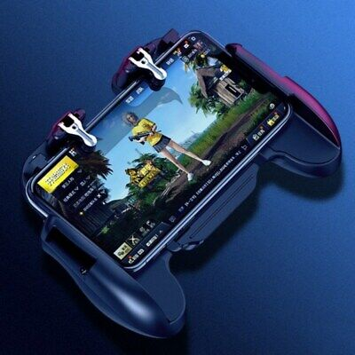 Phone Game Controller Joystick Cooling Fan Gamepad For PUBG Android IOS Mobile