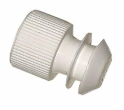 11-13 mm diameter Winged / flange style  stoppers for tubes .
