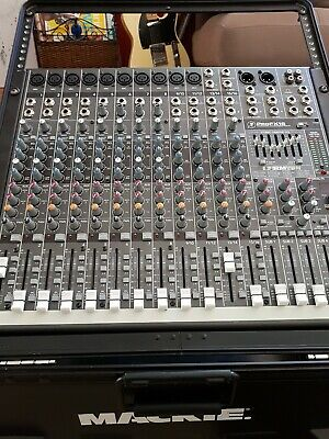 Mackie PROFX16V2 16 Channel Effects Mixer with USB plus Gator Hard Case