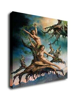 Boris Vallejo Art Oil Painting Print On Canvas Home Decor Finding Their Roots