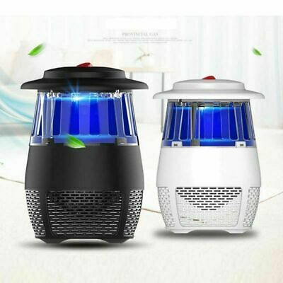 Electric Industrial Insect Killer Bug Fly Zapper Trap Led Light Mosquito Catcher