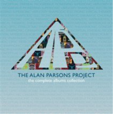 The Alan Parsons Project-The Complete Albums Collec (UK IMPORT) CD / Box Set NEW