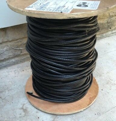 Spool of Broadband Cable- *Nearly A Full Roll