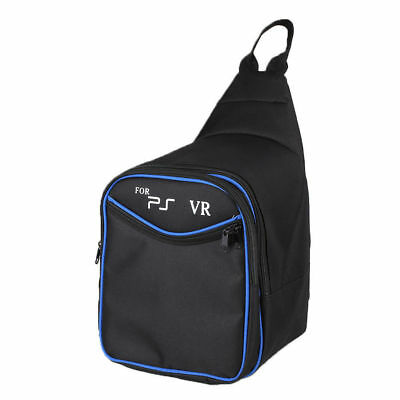 For Sony PlayStation VR PS4/Slim/Pro Game Console Carry Case Storage Zipper Bag