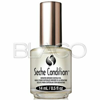 Seche Condition Keratin Cuticle Oil 14Ml Smalto Unghie Manicure