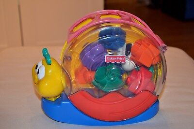 Escargot musical Fisher Price