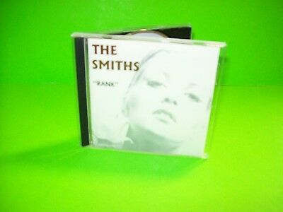 The SMITHS Rank CD Album Post-Punk New Wave MORRISSEY Live Ask Panic Still ill