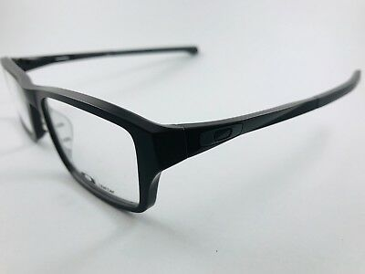 943223aee60 New Authentic Oakley Eyeglasses OX 8039 0453 Chamfer brownstone w case    pouch