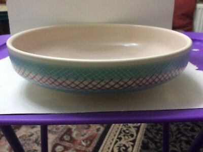 Vintage 1950's Poole Pottery Freeform Footed Bowl,Alfred Read,PKT Design
