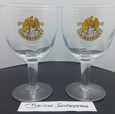 2x33cl Gouden Carolus Belgian Beer Glasses /& Quality Bottle Opener Keyring.