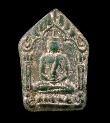 Magic Powder PHRA KHUNPHAN LP Tim Wat Lahanrai  Thai Amulet