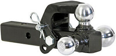 Buyers 1802279 Tri-Ball Hitch with Pintel Hook