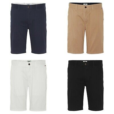 Details about Tommy Hilfiger Men's Chino Shorts Navy Blue Brooklyn MW0MW04308 416
