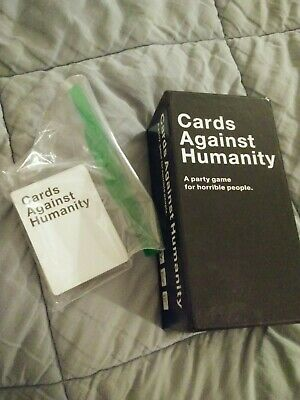 Cards Against Humanity original game plus 90s Expansion Pack