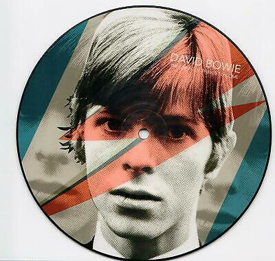 """Bowie David Shape Of Things To Come Vinile 7"""" Picture Disc Nuovo"""