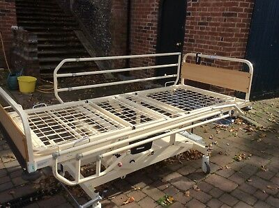 Huntleigh Hospital Care Bed Electric