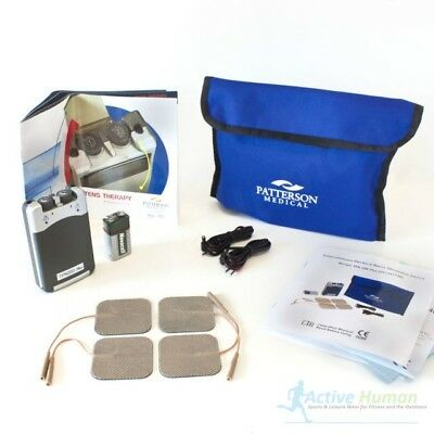 TPN 200 Plus Tens Machine, Physio & NHS Preferred Back, Joint Pain Relief