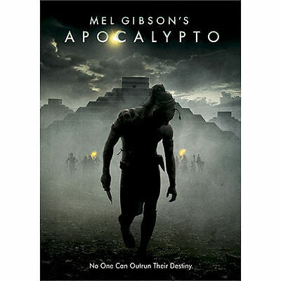Apocalypto - Mel Gibson Film (DVD, Widescreen, 2007) Rare / OOP / Out of Print