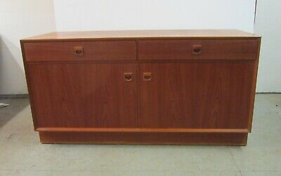 Teak Credenza Mid Century Modern Tv Stand Or Media Console