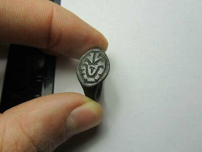 Antique ring .  Metal detector finds 100% original