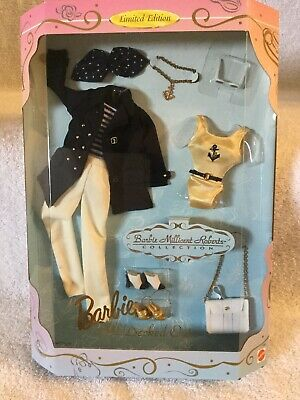 """Mattel Barbie Millicent Roberts Collection """"all Decked Out"""" Nrfb Nib"""