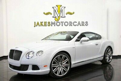 2014 Bentley Continental GT Speed ($248,575 MSRP!!)~ SPECIAL ORDERED CAR! 2014 CONTINENTAL GT SPEED~ $248,575 MSRP! ~SPECIAL ORDERED CAR~ ICE ON HOTSPUR