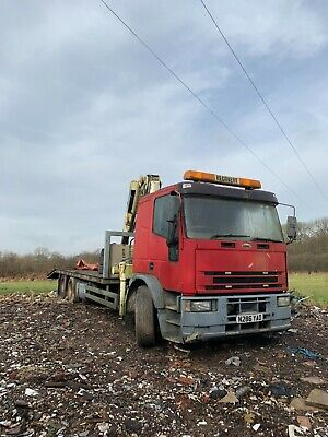 Iveco 21 tonne recovery lorry