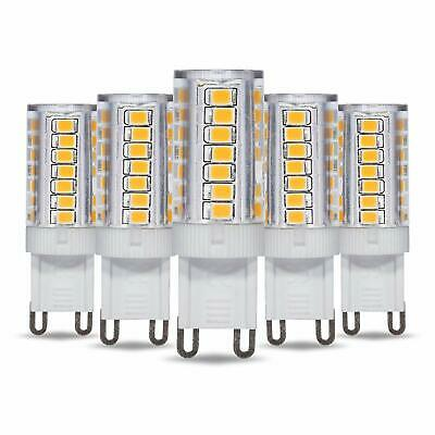G9 LED Light Bulb 5W T4 40W Halogen Replacement by Simba Lighting for Pendants,