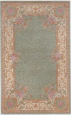 """1:48 Scale Dollhouse Area Rug 0001925 - approximately 1-7/8"""" x 3"""""""