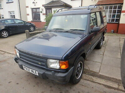 Land Rover discovery 1 300tdi auto
