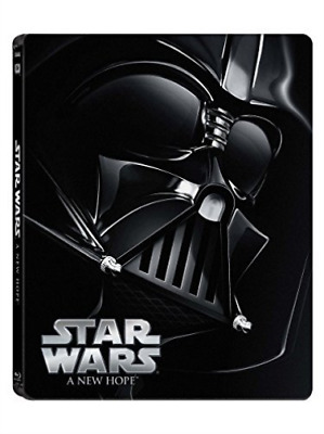 STAR WARS: A NEW HOPE / (ST...-STAR WARS: A NEW  (Importación USA) Blu-Ray NUEVO