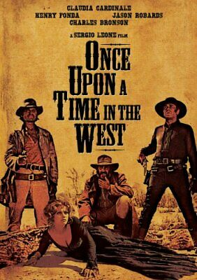 Once Upon A Time In The West [DVD] NEW!