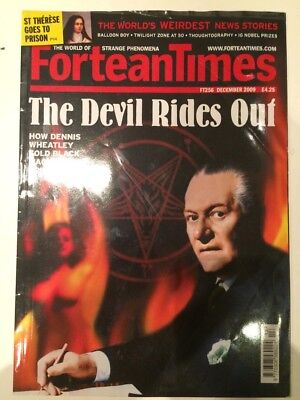Fortean Times Issue 256 December 2009 - The Devil Rides Out