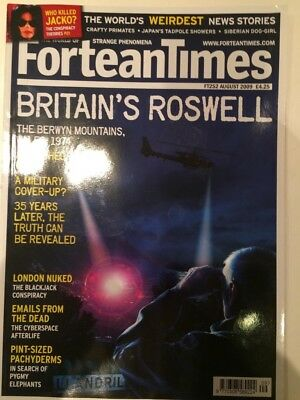 Fortean Times Issue FT252 August 2009 - Britain's Roswell