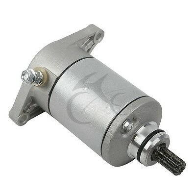 NEW Starter Motor For SUZUKI ATV LT-F250F Quadrunner 250cc 1998-2002 01 00