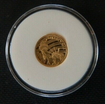 Cook Islands 1/10 OZ .24 PURE GOLD 2011 $5 Coin  BRILLIANT UNCIRCULATED